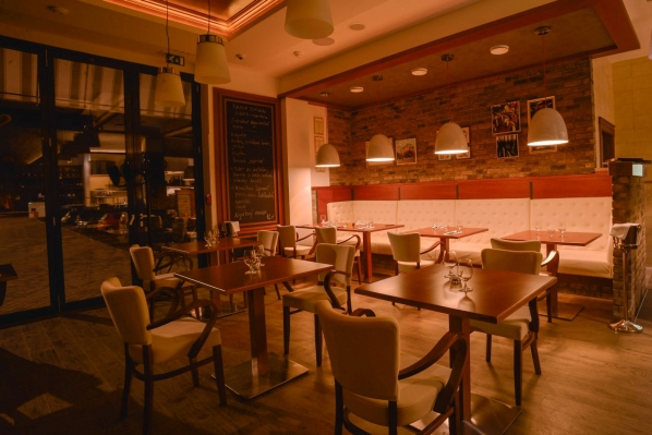 Reštaurácia Zvolen